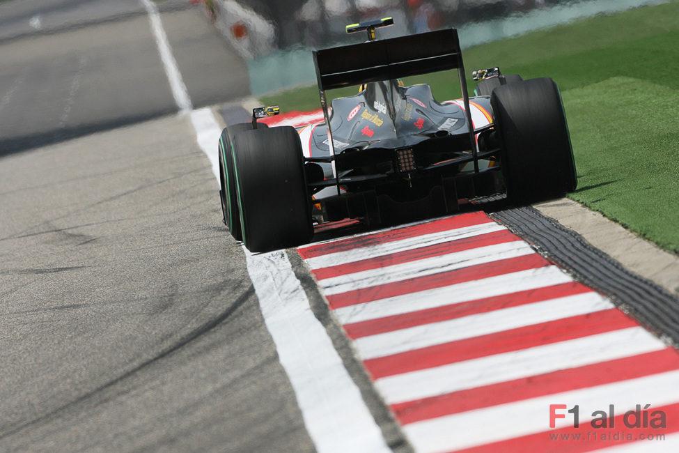 ¿Monoplaza de F1 o de GP2?