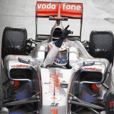 GP de China 2010: domingo