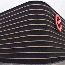 La sede del equipo Epsilon Euskadi