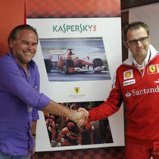 GP de España 2010: jueves y viernes