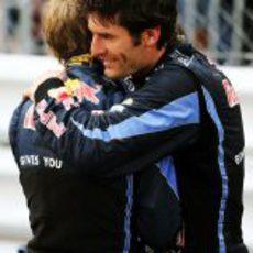 Webber y Vettel los dos primeros en Mónaco