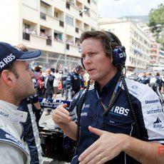 Michael y Barrichello