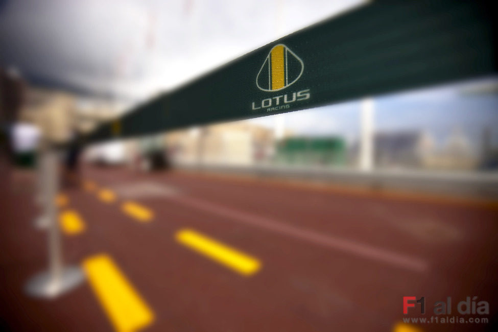 Lotus regresa a Mónaco