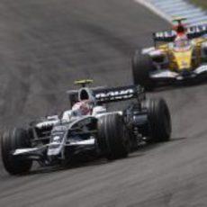 Nakajima ante Piquet
