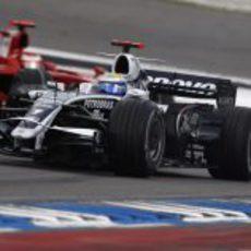 Rosberg en el GP de Alemania