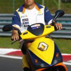 Gran Premio de Hungría 2008: Viernes