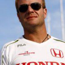Barrichello por Hungría