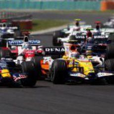 Gran Premio de Hungría 2008: Domingo