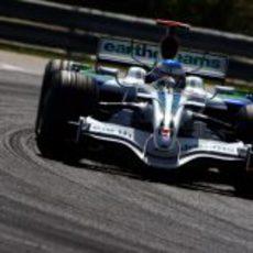 Button en Hungaroring