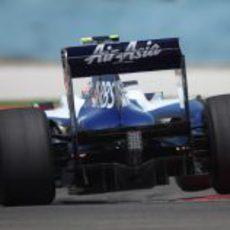 Hülkenberg sigue aprendiendo en el Fórmula 1