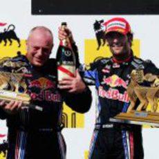 Webber y Nicholls