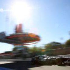 Hulkenberg en Monza