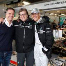 Haug y los Schumacher