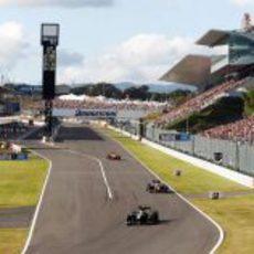 El circuito de Suzuka