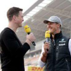 Los dos Schumacher