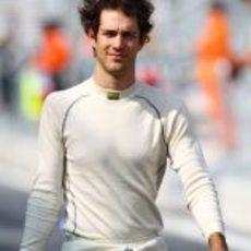 Senna y sus pelos
