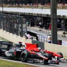 Klien y Alonso