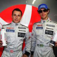 Klien y Senna