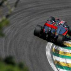 Button en Interlagos