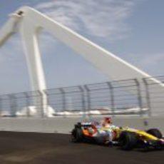Gran Premio de Europa 2008: Viernes