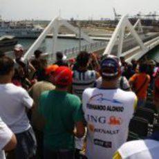 Gran Premio de Europa 2008: Sábado