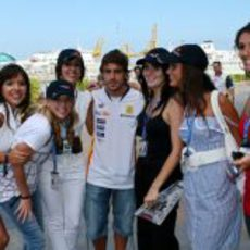 Alonso y sus mujeres