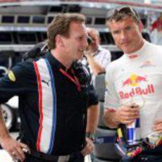 Horner y Coulthard