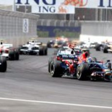 Gran Premio de Europa 2008: Domingo