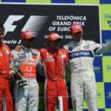 Los 3 primeros de Valencia