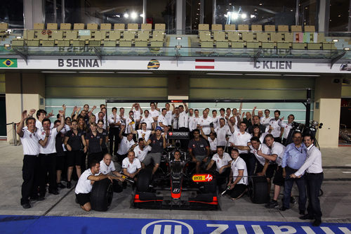 Foto de equipo de Hispania