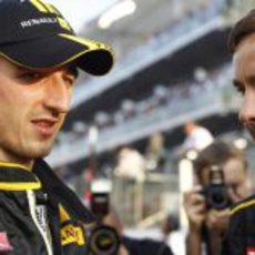 Buscando el mejor perfil de Kubica