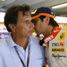 Última carrera de Nelsinho en Fórmula 1