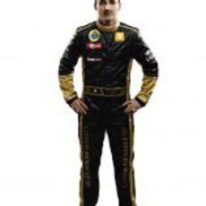 Robert Kubica, piloto de Lotus Renault GP en 2011