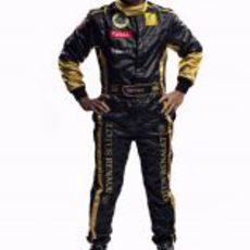 Fairuz Fauzy, piloto reserva de Lotus Renault GP en 2011