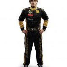 Jan Charouz, piloto reserva de Lotus Renault GP en 2011