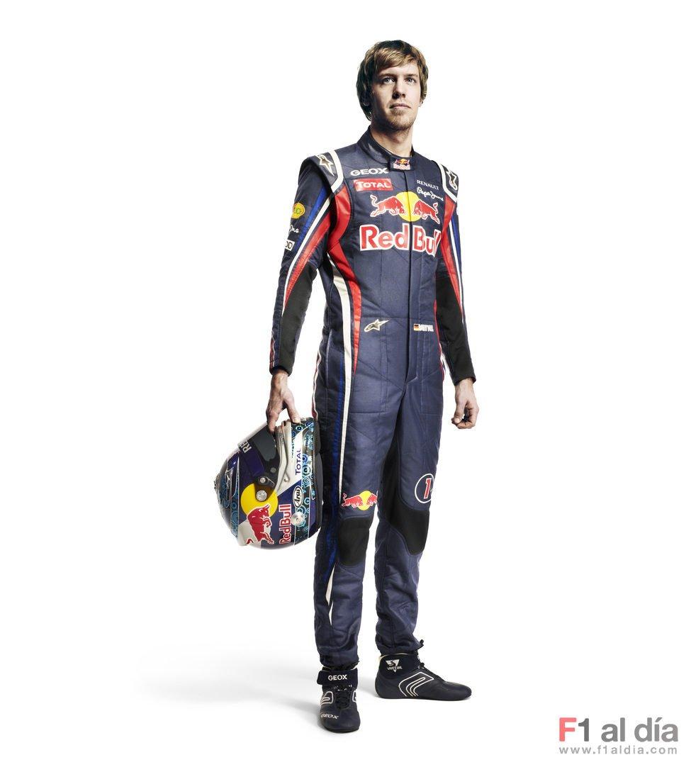 Piloto Red Bull 2013 Piloto de Red Bull Racing