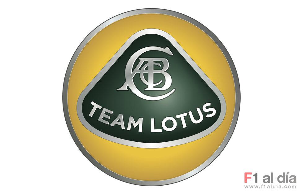 Nuevo logo oficial del Team Lotus