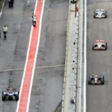 Gran Premio de Bélgica 2008: Domingo