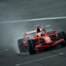 Gran Premio de Italia 2008: Viernes