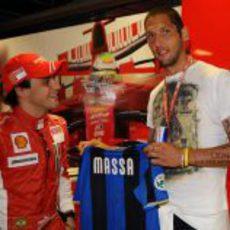 Massa y Materazzi