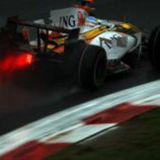 El Renault de Alonso