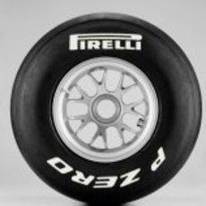 Neumático 'medio'