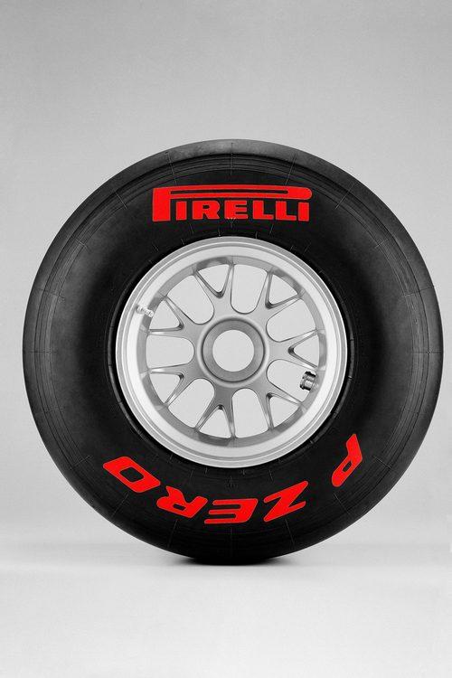 Neumático 'súper blando'