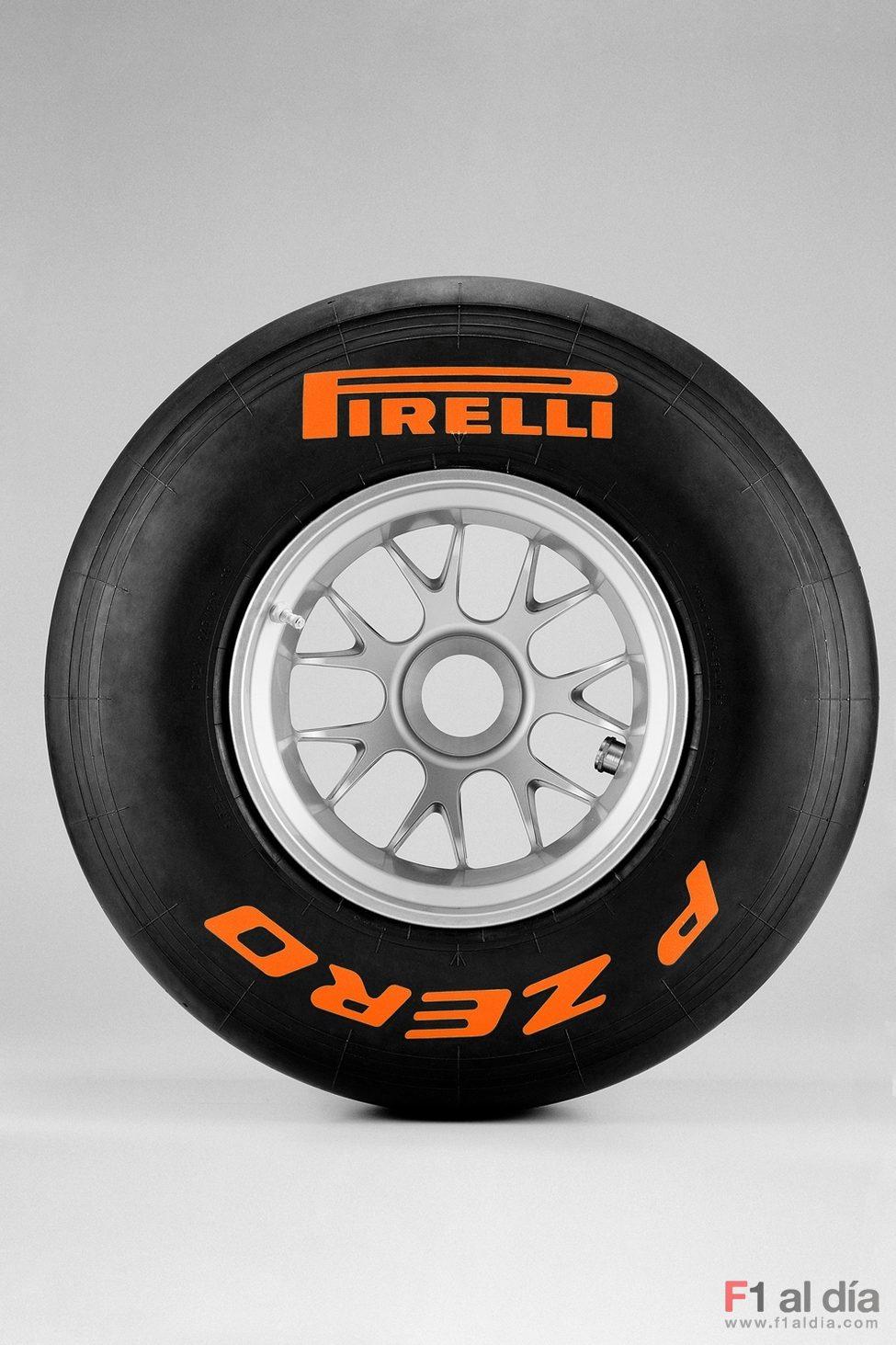 Neumático 'de lluvia'