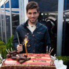 Jaime Alguersuari cumple años
