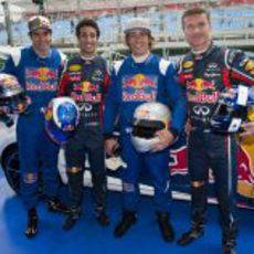 Pasado y futuro de Red Bull