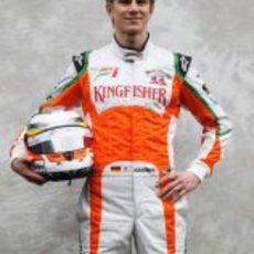 Foto oficial de Nico Hülkenberg para la temporada 2011