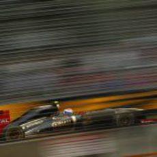 Petrov logra pasar a la Q3