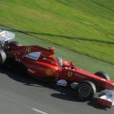 Fernando Alonso acabó 4º en Australia