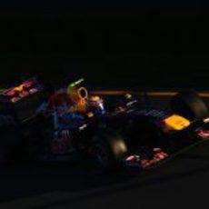 Webber terminó 4º